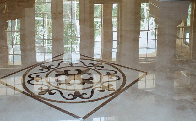 Using Marble Flooring