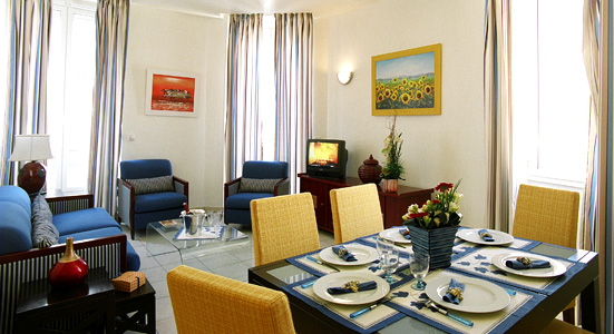 Booking Furnished Accommodation